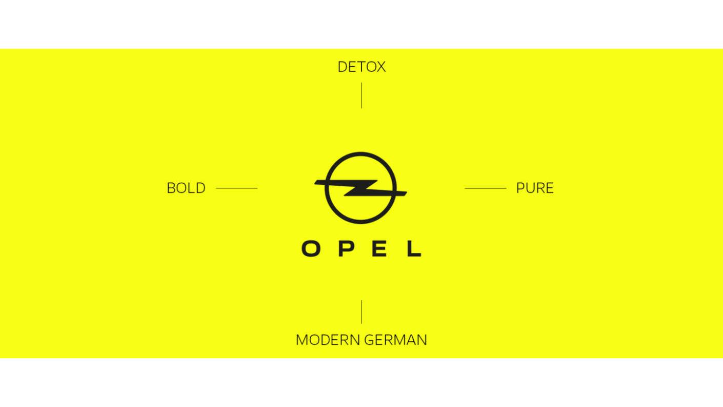 Бренд Opel презентує новий фірмовий стиль
