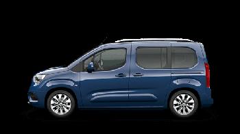 Opel Combo Life 1,5 л АКПП-8 Elegance L1 2021