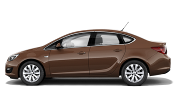 Opel Astra Sedan 1,4 л АКПП-6 Enjoy 2019