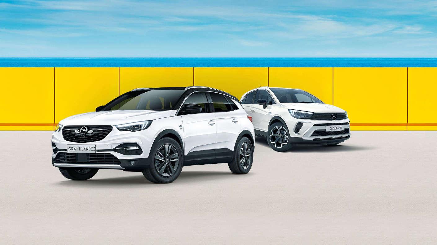 Подарунок від Opel: до30-річного ювілею України— 30кросоверів звигодою 30тис. грн!