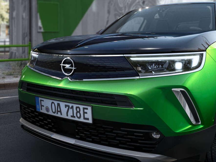 Opel Vizor поєднує всобі всі фірмові елементи