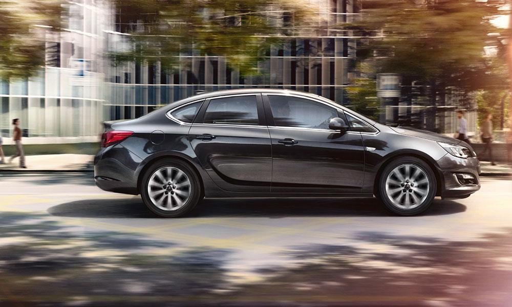 Opel Astra, двигуни